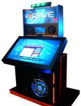 reRAVE the  Arcade Video Game PCB
