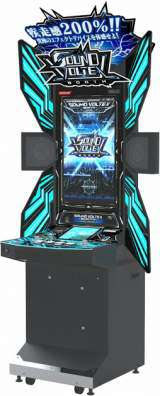 SOUND VOLTEX BOOTH the  Arcade Video Game