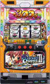 Sister Quest III - Ougon no Daichi to Higashi no Yuusha the Pachislot