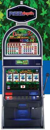 Chameleon 7s the  Slot Machine