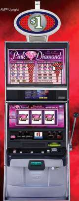 Pink Diamond the  Slot Machine