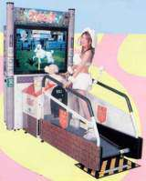 Inu no Osanpo the  Sega NAOMI Cart.