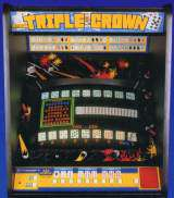 Triple Crown the  Video Game PCB