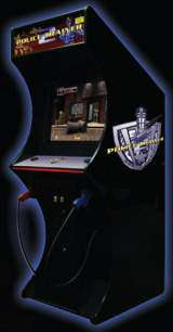 Police Trainer 2 [Upright model] the  Arcade Video Game