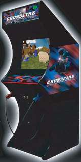 Crossfire - Maximum Paintball the Arcade Video Game