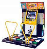 pop'n stage EX the Arcade Video game