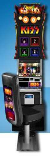 KISS the  Slot Machine