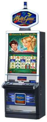 Prince & Cinderella the  Slot Machine
