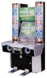 beatmania III APPEND CORE REMIX the Arcade Video Game