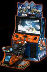 SnoCross - Winter X Games the Arcade Video Game