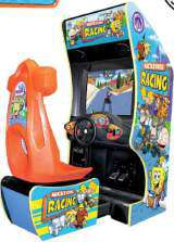 Nicktoons Racing the Arcade Video game