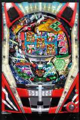 CR Yuusha ou GaoGaiGar [MWC] the Pachinko