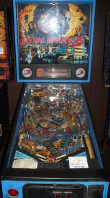 Lethal Weapon 3 [Model 500-5526-01] the Coin-op Pinball