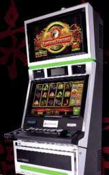 Emperor's Fortunes the  Slot Machine