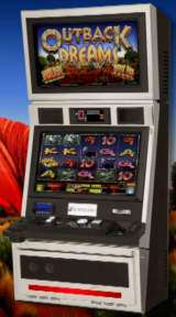 Outback Dreams the  Slot Machine