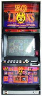 50 lions slot machine by aristocrat leisure industries pty ltd 2002. Black Bedroom Furniture Sets. Home Design Ideas