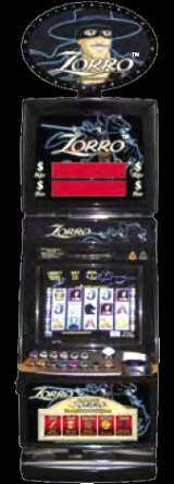 Zorro the  Slot Machine