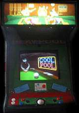 Cool Pool the  Video Game PCB