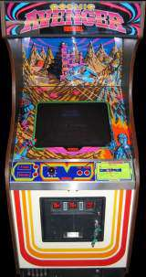 Cosmic Avenger the Arcade Video game