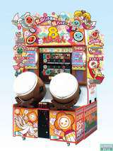 Taiko no Tatsujin 8 the  Arcade Video Game PCB