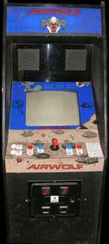 Airwolf the Arcade Video Game