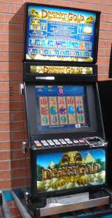Desert Gold the Slot Machine