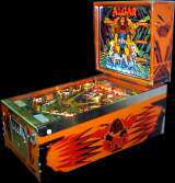 Algar the Coin-op Pinball