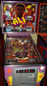 Ali the Coin-op Pinball
