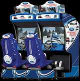 Ford Racing Full Blown the  Arcade Video Game PCB