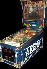 Arena [Model 709] the Coin-op Pinball