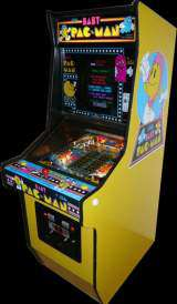 Baby Pac-Man [Model 1299] the Coin-op Pinball
