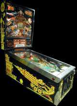 Big Guns the Coin-op Pinball
