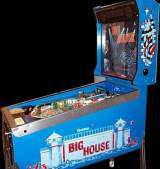 Big House [Model 713] the Coin-op Pinball