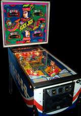 Black Jack [Model 1092-E] the Coin-op Pinball
