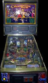 The Champion Pub [Model 50063] the Coin-op Pinball