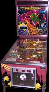 Counterforce [Model 656] the Coin-op Pinball