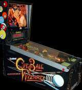 Cue Ball Wizard [Model 734] the  Pinball