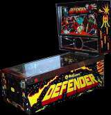 Defender the  Pinball