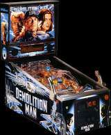 Demolition Man the  Pinball