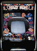 Crazy Kong - Part II the Arcade Video Game