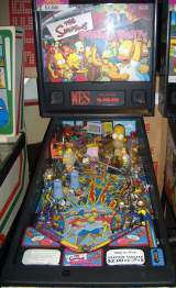 The Simpsons Pinball Party the Pinball