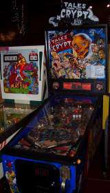 Tales from the Crypt [Model 500-5518-01] the  Pinball