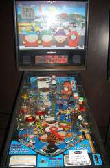 South Park the Coin-op Pinball