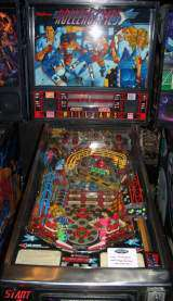 Rollergames the Coin-op Pinball