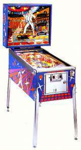 Disco Fever the Coin-op Pinball