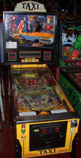 Taxi the  Pinball