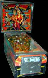 Flash Gordon [Model 1215] the Coin-op Pinball