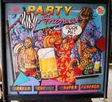 Party Animal [No. 0H01] the  Pinball