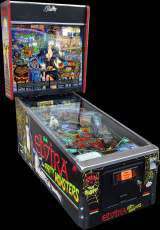 Elvira and the Party Monsters [Model 2011] the Coin-op Pinball