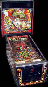 The Bally Game Show the  Pinball